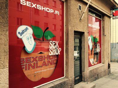SexShop Finland, Helsinki