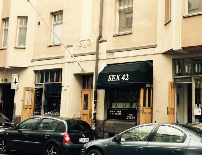 Sex-42, Helsinki