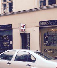 King's Sex, Helsinki