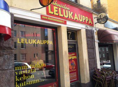 Aikuisten Lelukauppa, Helsinki