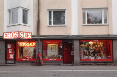 Eros Sex, Tampere
