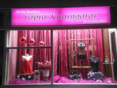 Lapin Kuningatar, Rovaniemi